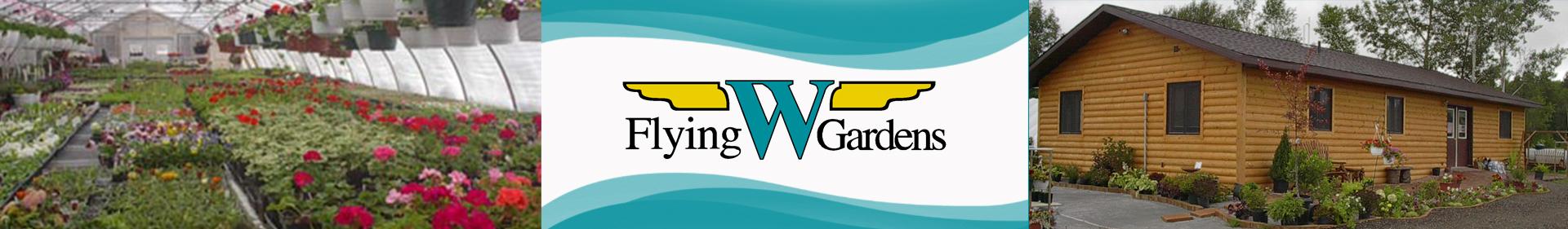 Flying W Gardens Garden Center